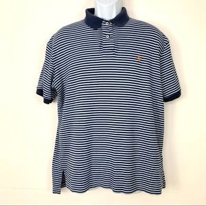 Polo Ralph Lauren Men's Shirt Striped Blue white L